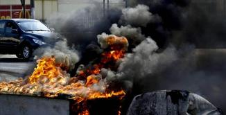 Bahraini Shia Protesters Challlenge Forces in the Capital