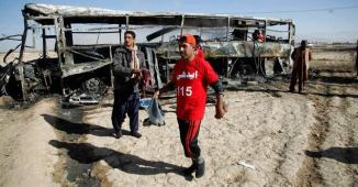 Car Bomb  Attack at Mastung on Shia Pilgrims to Iran a