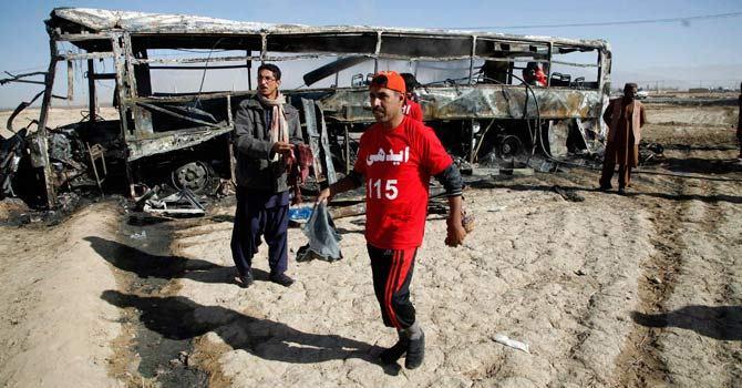 Car Bomb  Attack at Mastung on Shia Pilgrims to Iran a