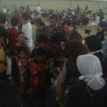 Indonesian Shia Refugee Camp