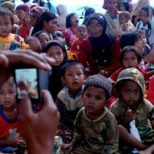 Indonesian Shia Women & Children