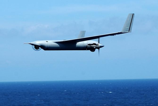 Iran captured a US ScanEagle drone