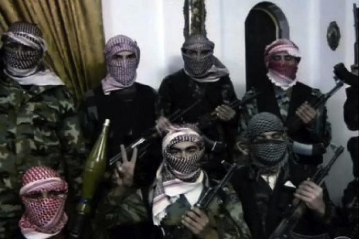 Terrorist Photo: Riyadh's Pursuance To Safe Gaurd Saudi Terrorist In Iraq
