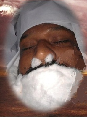 Shaheed Ali Abbas Naqvi , 10 Dec , 2012 , Karachi