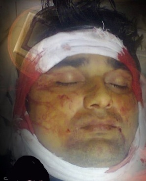 Shaheed Tanveer Bangash , 5 Dec 2012 , Karachi