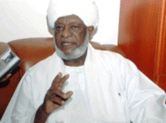 Sudanese Sunni Cleric Mohd. Oosman Saleh