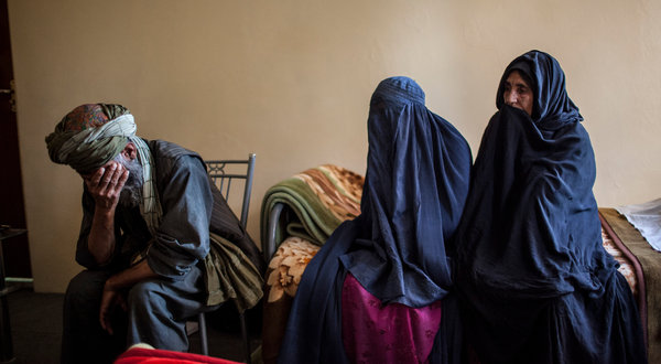 US Forces Rape Afghan Women