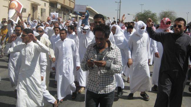 Anti Saudi Govt Protest in Mecca , Buraidah