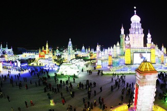 China Harbin Ice & Snow Festival e