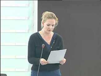 EU MP Marietje Schaake