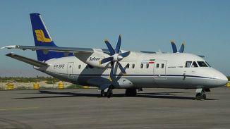 Irani Manufactured Passenger Plane
