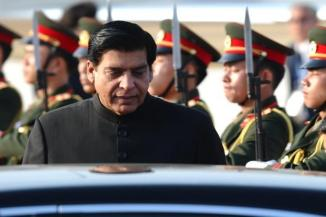 Pakistani PM Raja Pervez Ashraf arrest ordred BY CJ