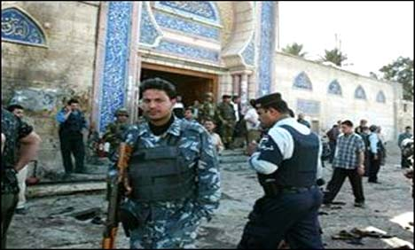 Suicide Attack at an Imambargah in Iraq