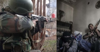 Syrian Army drives out Terrorist