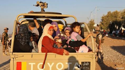 Syrian Wahabi Refugees given Immigration of Bahrain