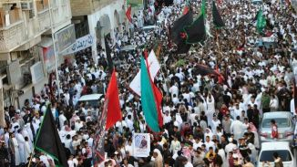 Arabian Shia Massive Demo against Al Saud
