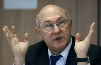 French Labour Minister Michel Sapin