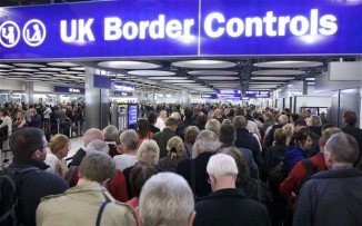 Imigrants a Problem to UK