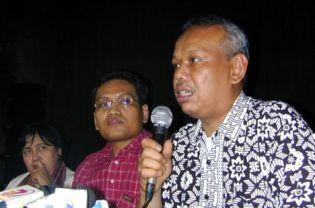 Indonesian Professor Azyumardi Azra