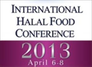 International Halal Food Conference 2013