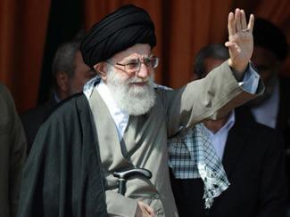 Irani Supreme Leader Ayatollah. ali-khamenei