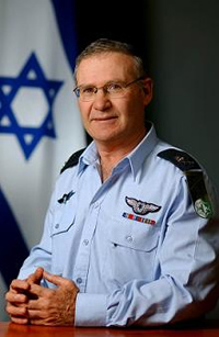 Israeli General Amos-Yadlin