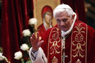 Pope Benedict XVI intends to Resign