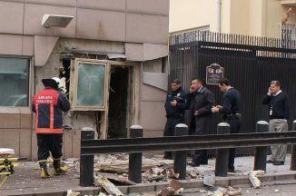 Suicide Attack On US Embassy in  Ankara, Turkey