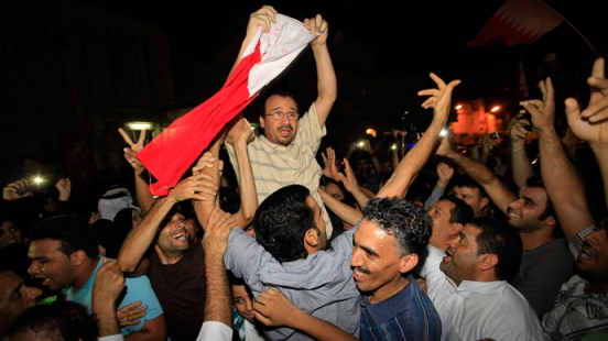 Bahriani Medic Released from Jail