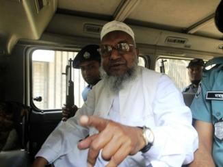Bangladesh Jamaat e Islami Chief Qadir Mad luvi