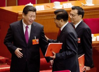 China's President Xi Jinping & Li Keqiang