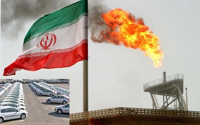 Iran's Oil Export Increasing