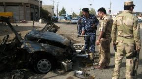 Iraq's Mosques  Hit By No. of Car Bombs