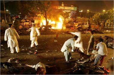 Pakistan in War Against Terror