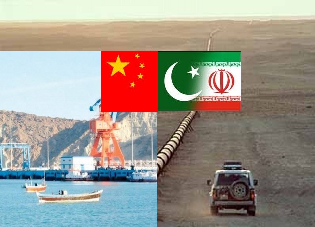 Pakistan's Bright Future IP Gas Pipeline & Gwadar Port