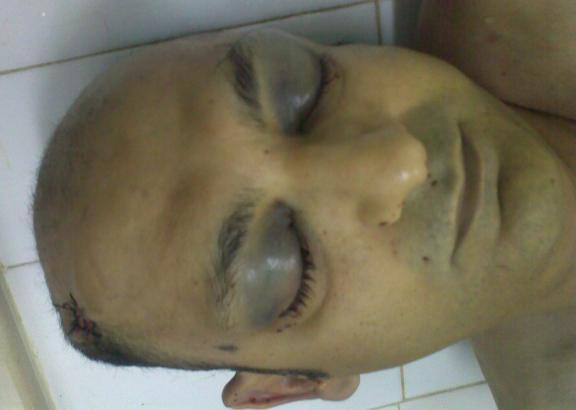 Shaheed Ali Asghar Rajani so Haider Ali Rajani , 25 Mar, 2013 , KHI