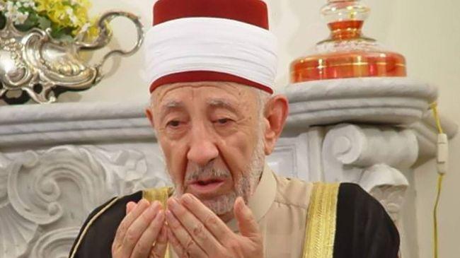 Syrian Sunni Cleric Mohd. Saeed Ramadan al Bouti