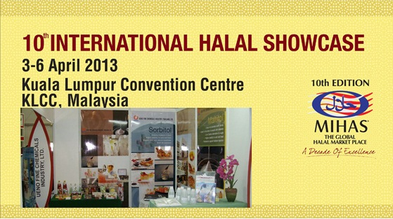 10th International Halal Showcase , Malaysia 2013