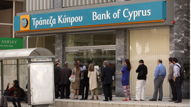 Billion Euro Cyprus Bailout Package