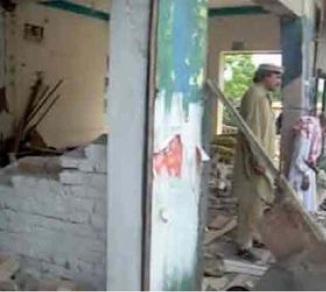 Bomb Attack on Pakistani Election Shia Candidate of NA 39