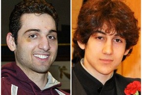 Boston Marathon Bombing Suspects Tamerlane & Dzhokhar
