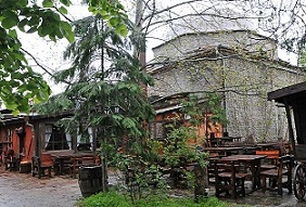 Bulgarians Turn Historic Mosque To Bar