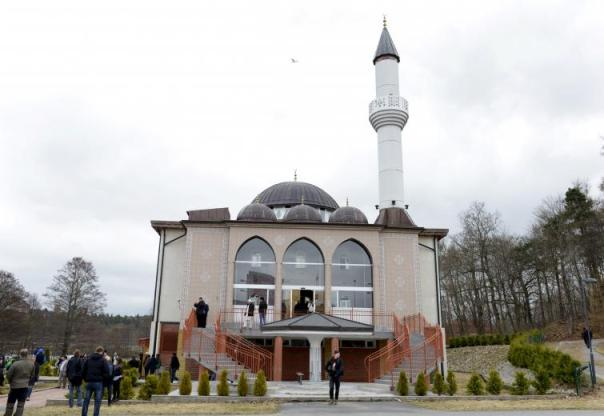 Fittja Grand Mosque , Sweden