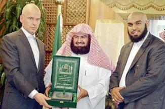 Former Anti Islam Arnoud Van Doorn accepts Islam