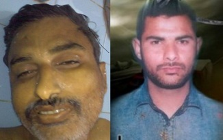 Shaheed Qasim Jafri and Hassan Kashmiri