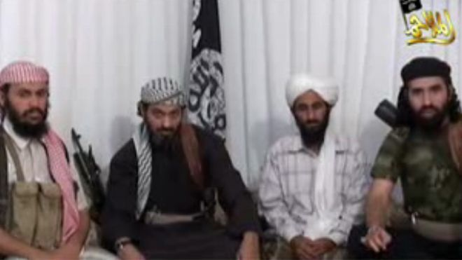 Syrian Al Qaeda & Al Nusra Terrorist
