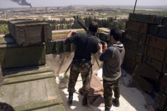 Syrian recapture Bases in North