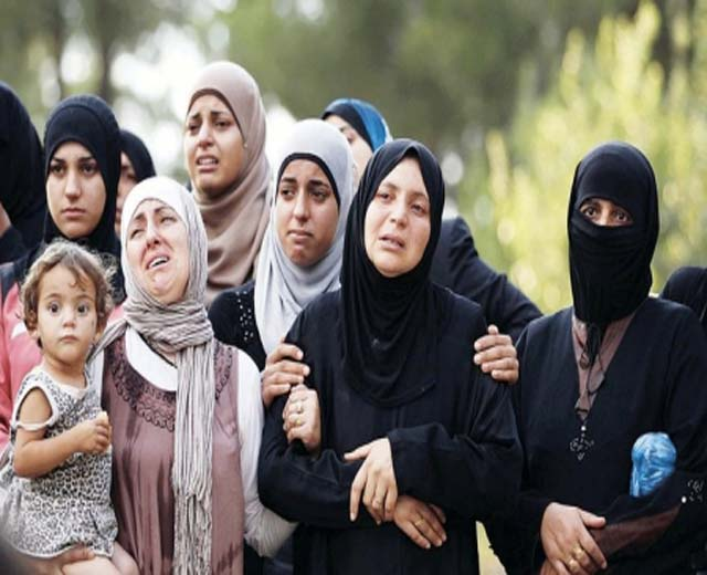Syrian Refugee Victims of Rape and Forced Marriages