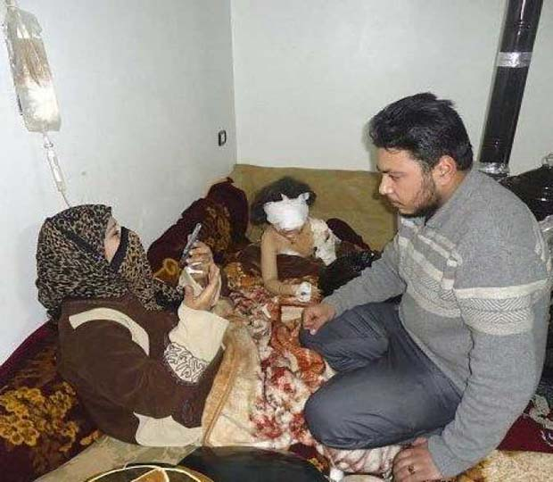 Syrian Refugee Women threatened b Rape and Forced Marriages