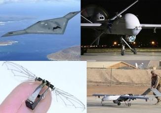 US Drones Industry
